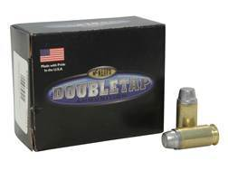 Doubletap Ammunition 450 Short Magnum Cartridge 255 Grain Keith Semi-Wadcutter Hardcast Box of 20