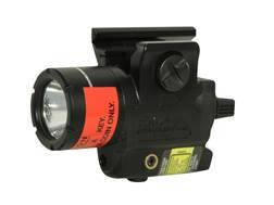 Streamlight TLR-4G Compact Weaponlight LED and Green Laser with 1 CR2 Battery Fits H&K USP Compact Rails Polymer Matte