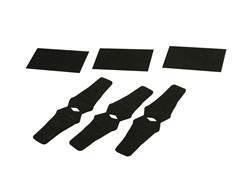 QAD Ultra-Rest HDX Replacement Felt Kit Black