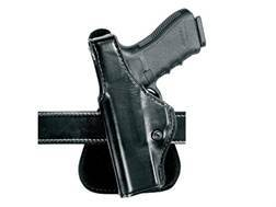 Safariland 518 Paddle Holster Left Hand 1911 Commander Laminate Black