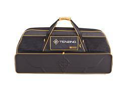 "Tenzing TZ SB39 Hybrid 39"" Bow Case Nylon Black and Yellow"