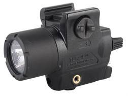 Streamlight TLR-4 Compact Weaponlight LED and Laser with 1 CR2 Battery Fits Glock Rails Polymer Matte