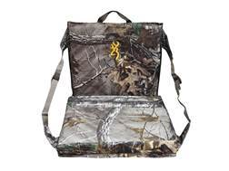 Browning Tracker XT Padded Ground Seat Realtree Xtra Camo