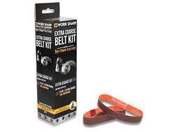 Work Sharp Extra Coarse P120 Grit Belt Accessory Kit Ken Onion Edition