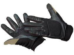 Caldwell Ultimate Shooting Gloves Polyester and Spandex Sand