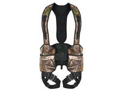 Hunter Safety System Hybrid Treestand Safety Harness Vest Realtree AP Camo Small/Medium 32-44 Chest