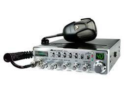 Midland 9001z 40 Channel Mobile CB Radio with Weather and Guardian Alert