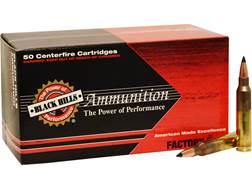 Black Hills Ammunition 5.56x45mm NATO 77 Grain Sierra Tipped MatchKing Box of 50