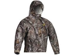 ScentBlocker Men's Switchback Reversable Jacket Polyester and Fleece Realtree Xtra and Realtree AP Snow Large 42-44