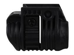 "Mako Picatinny Rail Flashlight Mount 1"" Ring Diameter Polymer Black"