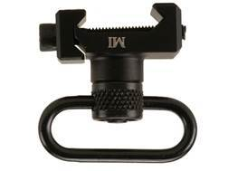 Midwest Industries Rail Mount Sling Adapter with Quick Detach Sling Swivel AR-15 Aluminum Matte