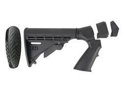 Advanced Technology Shotforce 6-Position Collapsible Stock with Pistol Grip & Scorpion Recoil Pad...