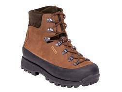 "Kenetrek Hardscrabble LT Hiker 7"" Waterproof Uninsulated Hiking Boots Leather and Nylon Brown Womens"
