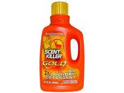 Wildlife Research Scent Killer Gold Scent Elimination Laundry Detergent Liquid 32 oz