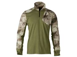 Browning Men's Hell's Canyon Speed MHS 1/4 Zip Pullover Merino Wool Blend