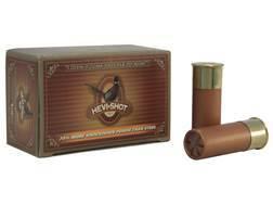 "Hevi-Shot Pheasant Ammunition 12 Gauge 2-3/4"" 1-1/8 oz #6 Non-Toxic Shot Box of 10"