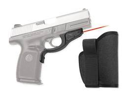 Crimson Trace Laserguard Smith & Wesson Sigma Polymer Black