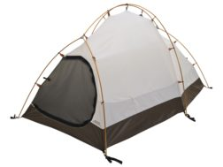 "ALPS Mountaineering Tasmanian 2 4-Season Tent 5'2"" x 7'8"" x 3'10"" Polyester Orange and White"