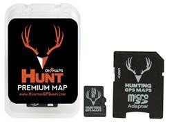 onXmaps Hunt Premium PLAT Topo Map Wyoming