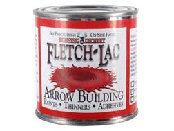 Bohning Fletch-Lac Supercoat Blue Clear Arrow Sealer Lacquer 1/2 Pint