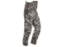Sitka Gear Men's Fanatic Insulated Bibs Polyester Gore Optifade Elevated Forest II