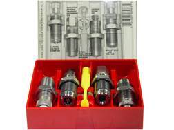 Lee Deluxe Carbide 4-Die Set 9mm Luger