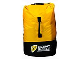 ScentBlocker S3 Medium Dry Bag Nylon Yellow and Black