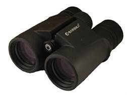 Barska Huntmaster Binocular 8x 42mm Roof Prism Rubber Armored Black