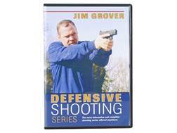 """Jim Grover Defensive Shooting Series"" 3 DVD Set with Jim Grover"