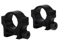 Trijicon Accupoint Aluminum Picatinny-Style Rings Matte
