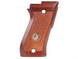 Beretta Factory Grips Beretta 87 Cheetah Wood Brown