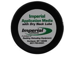 Imperial Dry Neck Lube Application Media 1 oz - Blemished