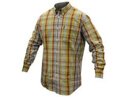 Beretta Men's Drip Dry Shirt Long Sleeve Cotton