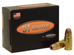 Doubletap Ammunition 40 Super 200 Grain Nosler Jacketed Hollow Point Box of 20