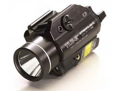 Streamlight TLR-2 Tactical Illuminator Flashlight White LED with Red Laser and Batteries Fits Pic...