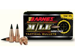 Barnes Tipped TAC-TX Bullets 300 AAC Blackout/300 Whisper (308 Diameter) 120 Grain Boat Tail Lead...