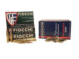 Fiocchi Shooting Dynamics Ammunition Shooter's Pack 22 Long Rifle 40 Grain HP Subsonic and 223 Remington 55 Grain PSP Box of 560 (500 Rounds 22 Long Rifle and 60 Rounds 223 Remington)