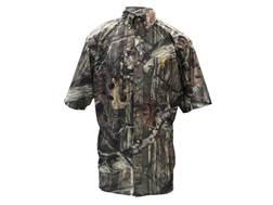 Browning Men's Wasatch Mesh-Lite Shirt Short Sleeve Polyester