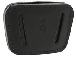 Browning 1911-22 Belt Slide Holster Leather Black
