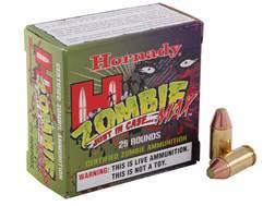 Hornady Zombie Max Ammunition 380 ACP 90 Grain Z-Max Flex Tip eXpanding Box of 25