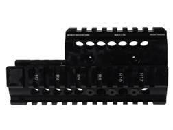 Midwest Industries 2-Piece Handguard Quad Rail Kel-tec PLR-16, PLR-22 Aluminum Black