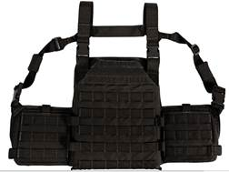 US Palm Desert Tracker Plate Carrier (DTPC) Series Soft Body Carrier Only 500D Cordura Nylon
