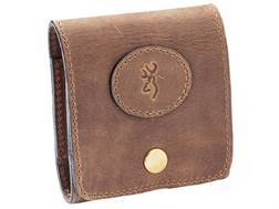 Browning Crazy Horse Leather 10 Magnum Cartridge Case