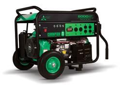Champion 5000/6000 Watt Liquefied Propane Gas Generator with Remote Start