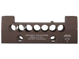 Midwest Industries US Palm AK-47, AK-74 Handguard Top Cover with Trijicon RMR Optic Mount Aluminum Flat Dark Earth