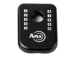 Apex Tactical J-Plate Base Pad Magpul GL9 PMAG Magazine Aluminum Black
