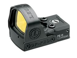 Leupold DeltaPoint Pro Red Dot Sight 7.5 MOA Inscribed Delta Reticle Matte