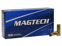 Magtech Sport Ammunition 38 Special 148 Grain Lead Wadcutter Box of 50