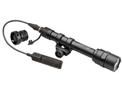 Surefire M600AA Scout Light Weaponlight with Remote Switch LED with 2 AA Batteries Aluminum Black