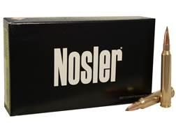 Nosler E-Tip Ammunition 7mm Remington Magnum 150 Grain E-Tip Lead-Free Box of 20